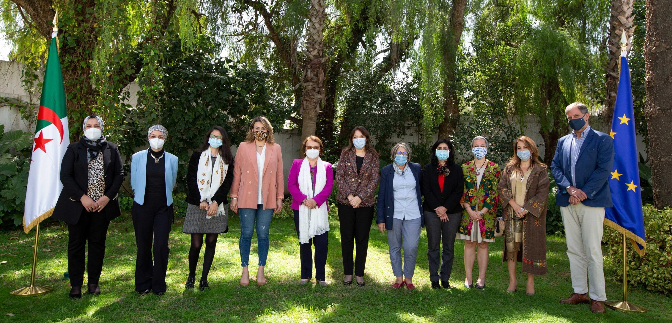 SEVE: l'invité de l'ambassadeur de l'union européenne en Algérie