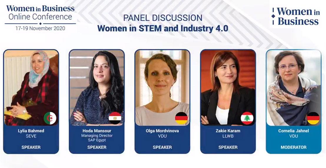 Women in STEM industry