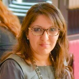 chahrazed SAADI